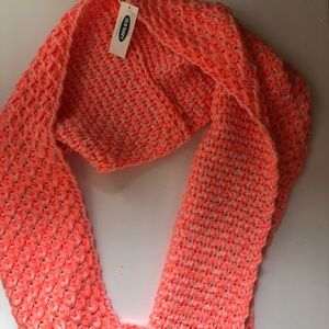 Old Navy knitted scarf